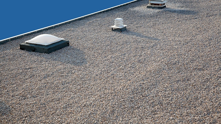 Built-Up Roofing - Flat Roof Inc Chicago