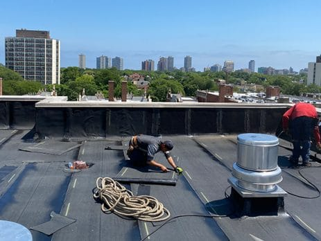 About Flat Roof Inc Chicago