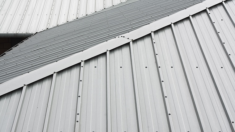 Sheet Metal Roofing - Flat Roof Inc Chicago